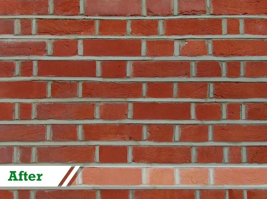 Brick Repointing and Restoration completed by UK Performance Restoration, London UK.