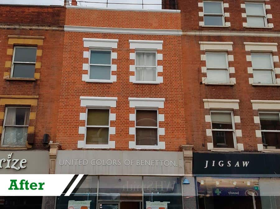 Brick Cleaning in Putney SW15