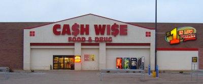 Cash Wise   Store - Bismarck
