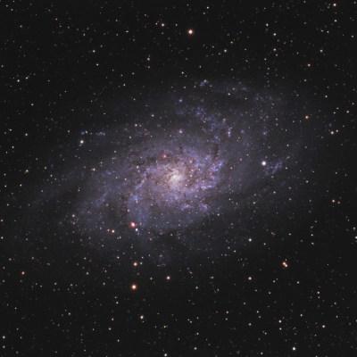Galaxie du Triangle — Wikipédia