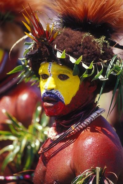 Demographics of Papua New Guinea - Wikipedia