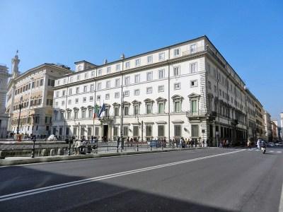 Palazzo Chigi - Wikipedia
