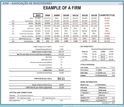 Discounted cash flow - Wikipedia