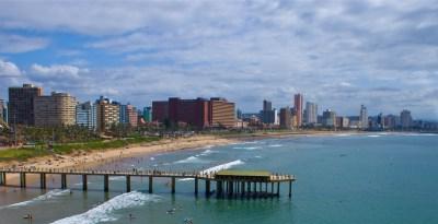 File:Durban beach.jpg - Wikitravel