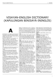 Index:Kaufmann Visayan-English Dictionary.djvu - Wikisource, the free online library