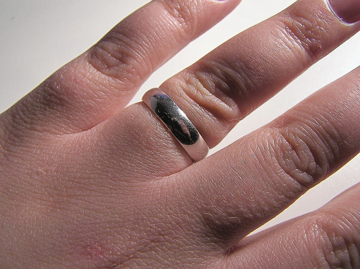 Wedding ring couples wedding bands