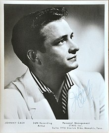 Johnny Cash - Wikipedia
