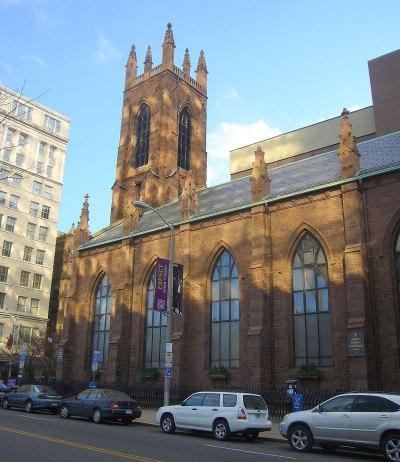 Cattedrale di Cristo (Hartford) - Wikipedia