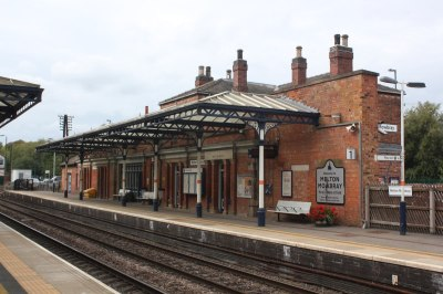 Melton Mowbray railway station - Wikipedia