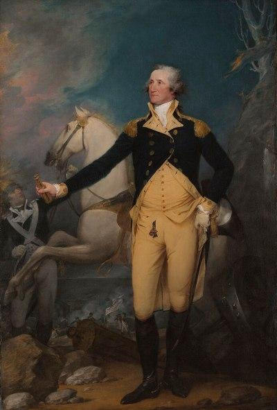 File:General George Washington at Trenton by John Trumbull.jpeg - Wikipedia