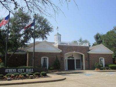 Athens, Texas - Wikipedia