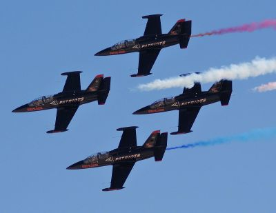 Patriots Jet Team - Wikipedia