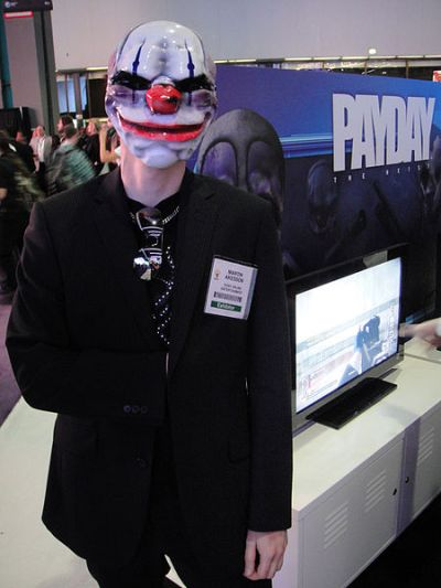 File:E3 2011 - Payday- the Heist (Sony Online Entertainment) (5822673126).jpg - Wikimedia Commons