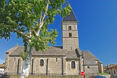 Église Saint-Barthélémy de Farges-lès-Mâcon — Wikipédia