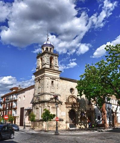 Iglesia de la Victoria (Jerez de la Frontera) - Wikipedia, la enciclopedia libre