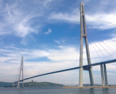 List of longest cable-stayed bridge spans - Wikipedia