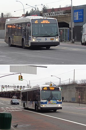 Merrick Boulevard buses - Wikipedia