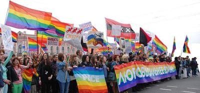 История ЛГБТ-движения в России — Википедия