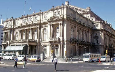 Teatro Colón – Wikipedia