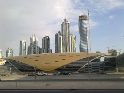 Business Bay (Dubai Metro) - Wikipedia