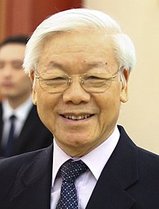 Nguyễn Phú Trọng – Wikipedie
