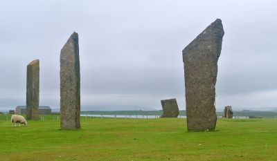 Standing Stones of Stenness - Wikipedia