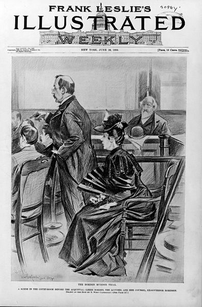 File:BW Clinedinst, the Borden murder trial cph.3c23237.jpg - Wikimedia Commons