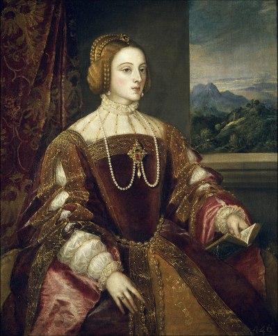Isabella of Portugal - Wikipedia