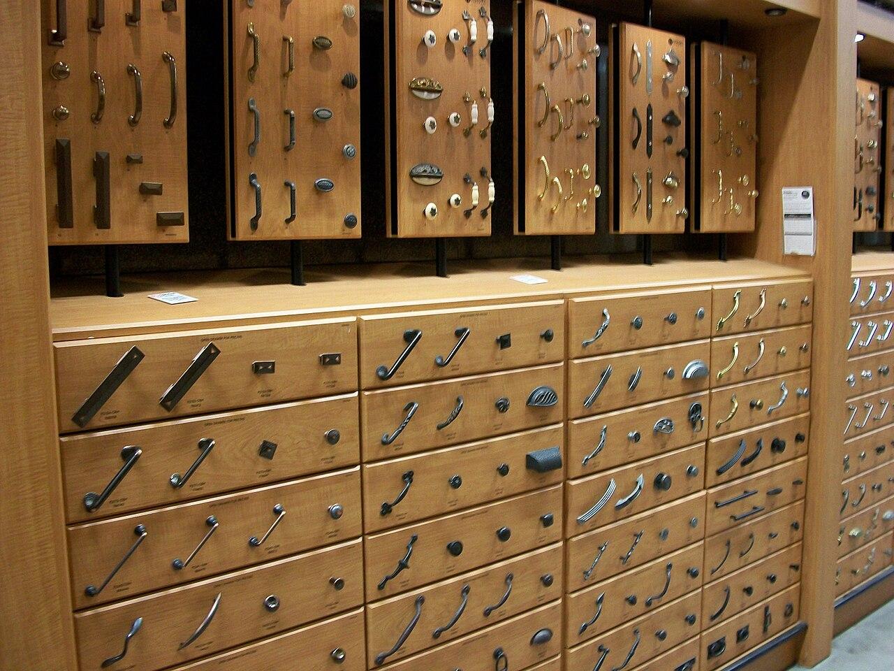 File:Kitchen cabinet hardware kitchen cabinet supplies File Kitchen cabinet hardware