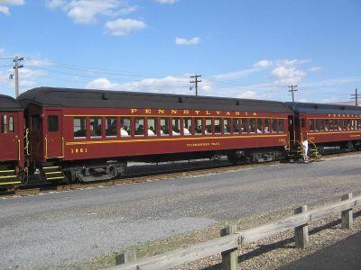 File:Pennsylvania Railroad Passenger Car.JPG - Wikimedia Commons