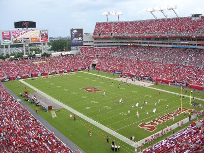 Raymond James Stadium - Wikipedia