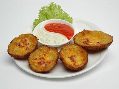 Potato skins - Wikipedia