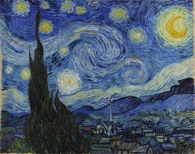The Starry Night - Wikipedia