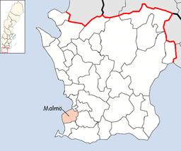 Malmö kommun – Wikipedia