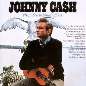 Johnny Cash album covers