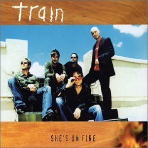She's on Fire (Train song) - Wikipedia