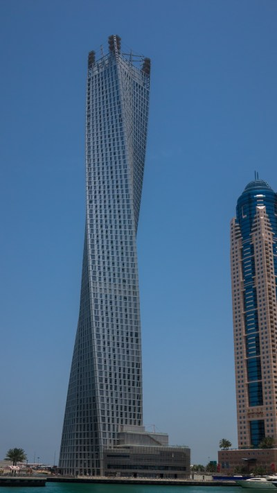 Cayan Tower - Wikipedia