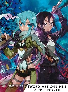 Episodi di Sword Art Online II   Wikipedia Episodi di Sword Art Online II