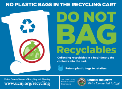 Bag The Bags: Summit Residents Urged to 'Recycle Right', Eschew Use of Plastic Bags - Summit NJ ...