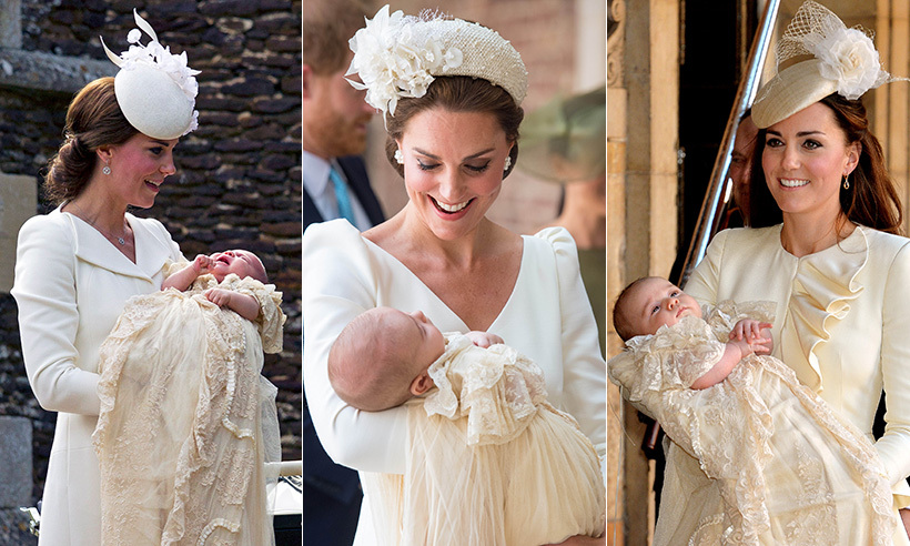 Latest stories  photos and videos about Kate Middleton   HELLO  US The sweet reason Kate Middleton always wears cream McQueen to her  children s christenings