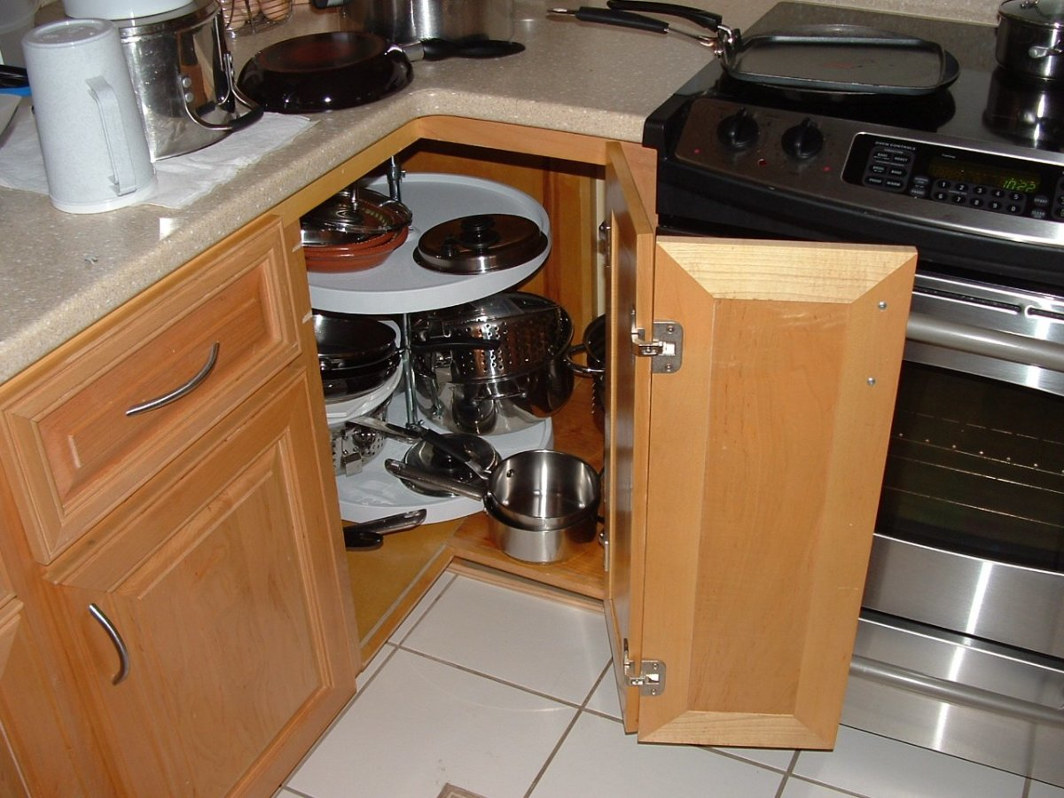 Corner Cabinet Solutions What Are Your Options cabinet kitchen