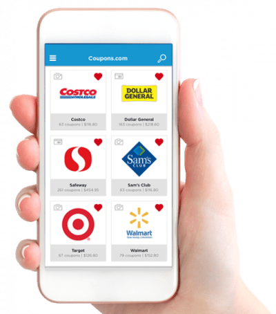 Get cash back or save at checkout with paperless grocery coupons | Coupons.com