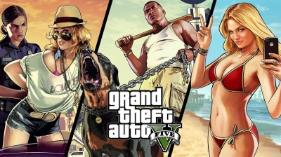 Grand Theft Auto V GTA 5 HD game wallpapers #17 - 1366x768 Wallpaper Download - Grand Theft Auto ...