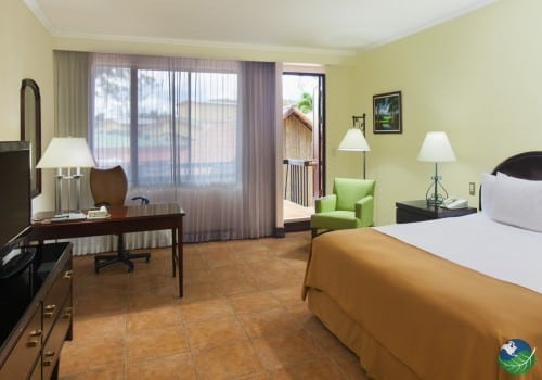 DoubleTree Cariari By Hilton Bedroom