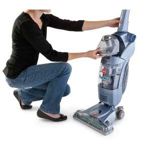 Hoover FloorMate SpinScrub - Dual Tank Technology