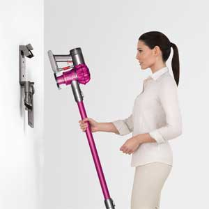 dyson v6 motor head charging station