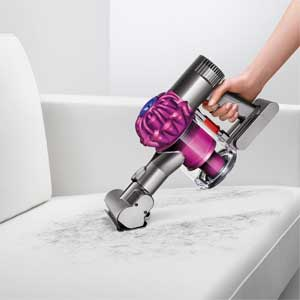 Handheld Mode of Dyson V6