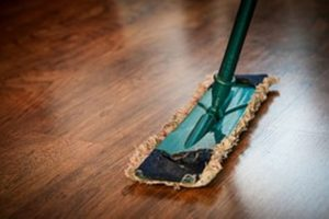 basic Hard Floor Cleaning Tips