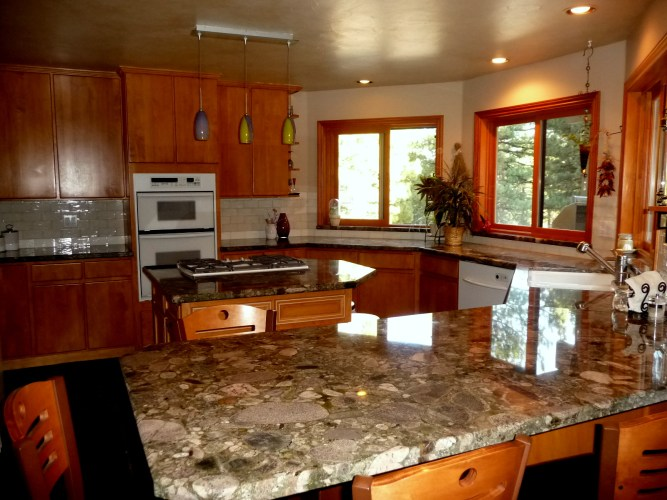 solid surface counter myth busters corian kitchen countertops Granite Counter top
