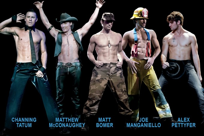 Film      surveiller pour 2015 Magic Mike XXL   VictoryBeckham     Magic Mike XXL Offical Trailer Sneak Peak